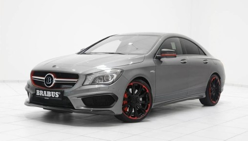 Brabus CLA Body Kit