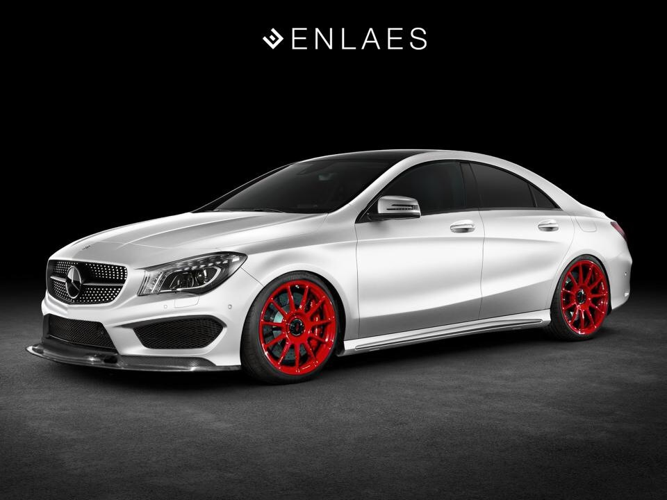 Enlaes CLA Body Kit