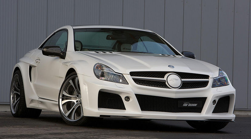FAB Design SL Ultimate Body Kit
