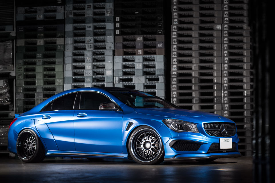 Fairy Design CLA Body Kit