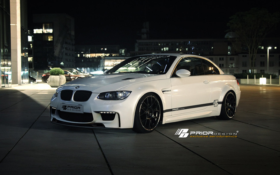Prior Design 3-series PD-M1 Body Kit