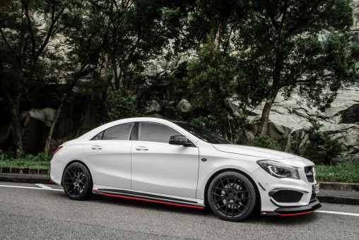 Revozport CLA Body Kit