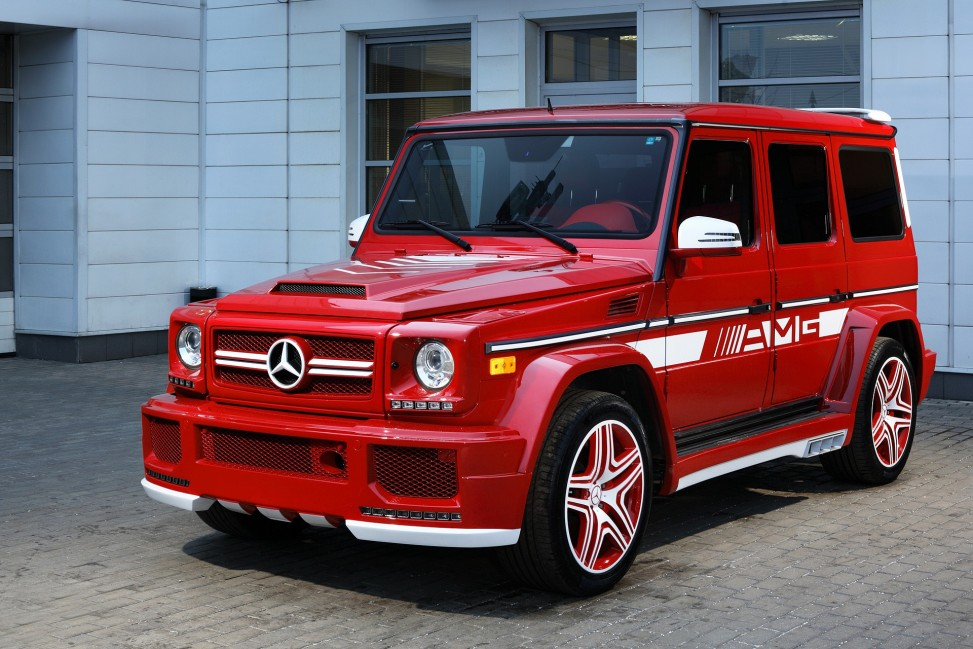 Topcar GL Body Kit