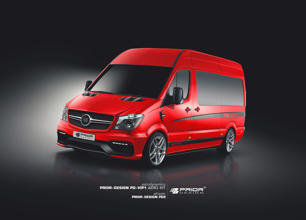 Prior Design VIP Mercedes Sprinter Bodykit - AutoStylez.net