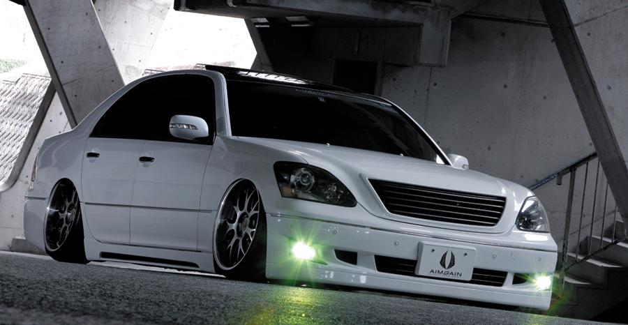 Aimgain Lexus Ls Jun Vip Bodykit Autostylez