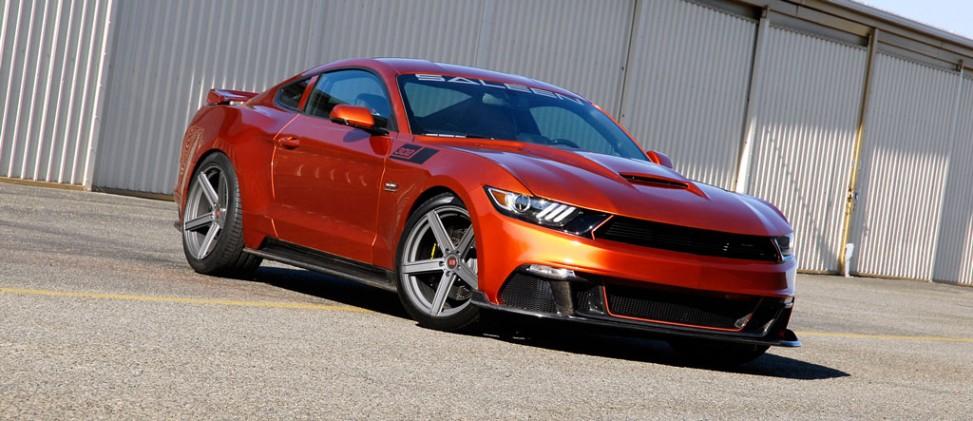2016 Saleen Mustang >> Saleen 302 Black Label 2015 16 Mustang Autostylez Net