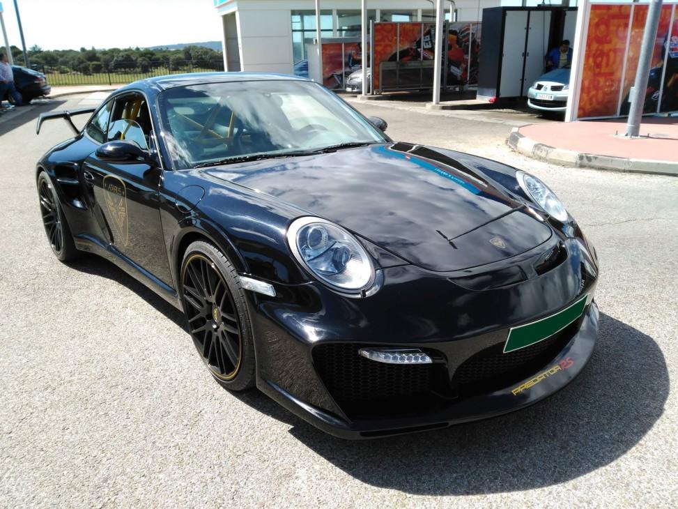 Atarius Concept Porsche 997 Predator Bodykit Autostylez