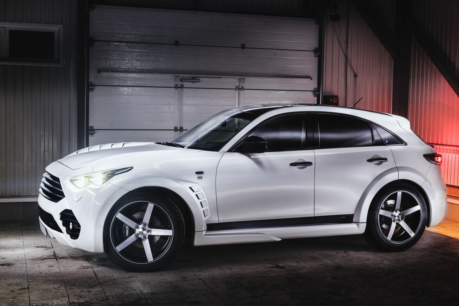 Renegade Infiniti Qx70 Body Kit Autostylez Net