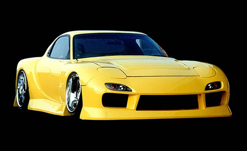 BN Sports Mazda RX-7 Blister Body Kit