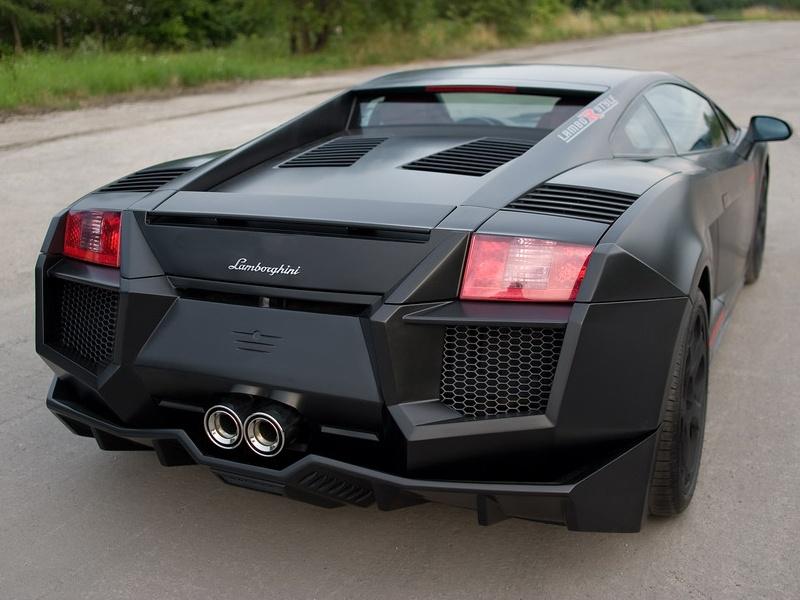 Cosa Design Lamborghini Gallardo Body Kit Autostylez Net