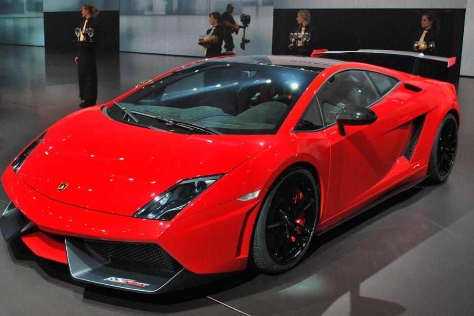 Ramspeed Lamborghini Gallardo Body Kit Front
