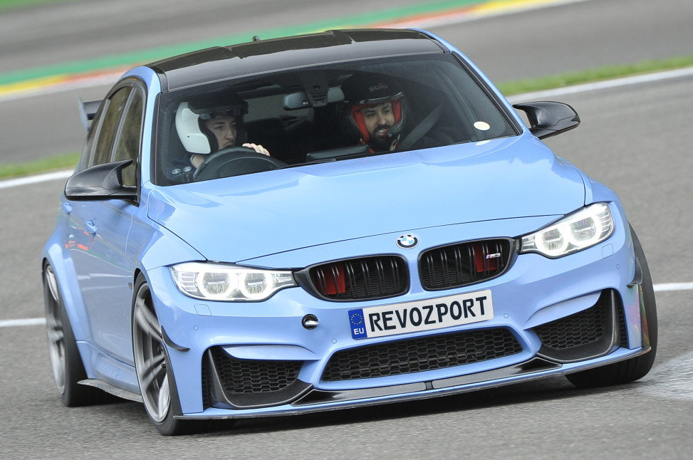 Revozport BMW M3 Bodykit Front