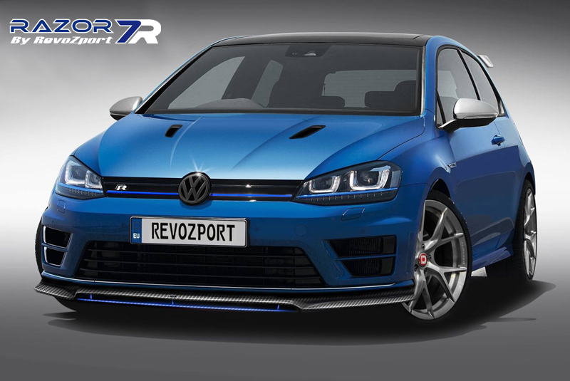 revozport volkswagen golf viir razor bodykit. Black Bedroom Furniture Sets. Home Design Ideas
