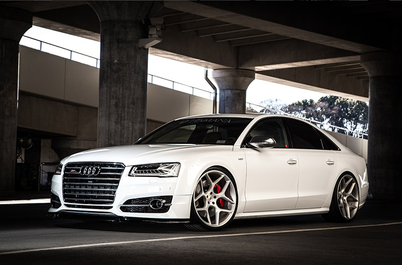 Hamana Audi S8 Body Kit Autostylez