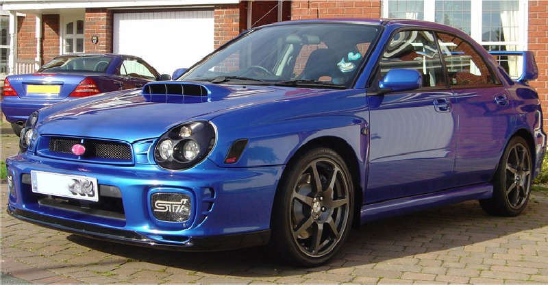 ultrex subaru impreza bugeye prodrive replica front lip. Black Bedroom Furniture Sets. Home Design Ideas