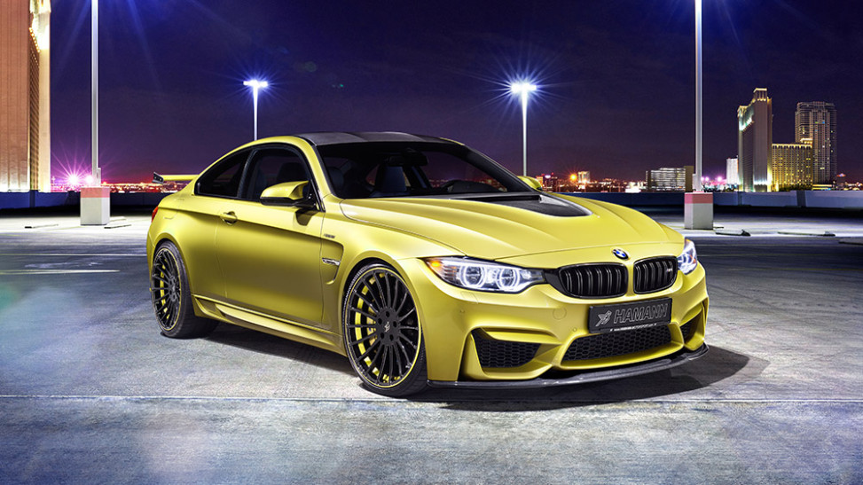 Hamann BMW M4 Body Kit Front