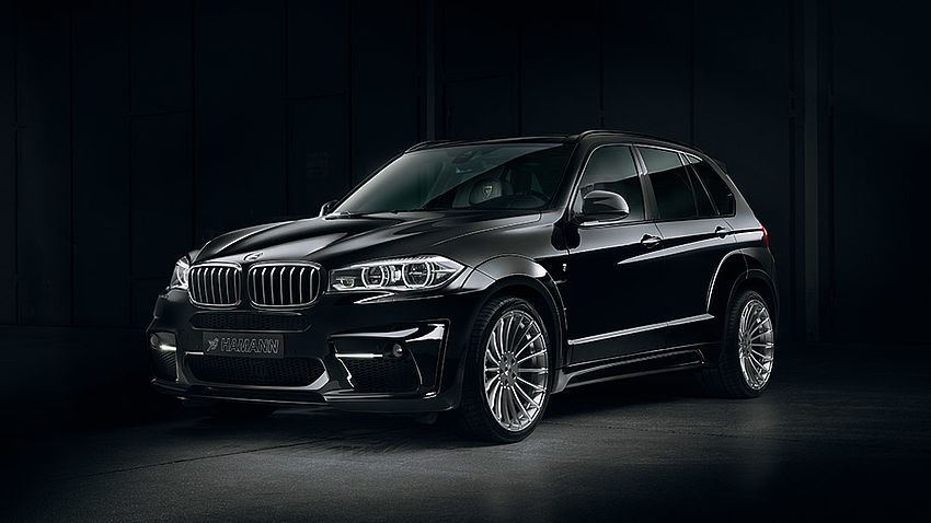 Hamann BMW X5 F15 Body Kit Front