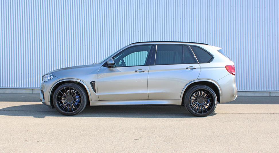 Hamann BMW X5 F85 Body Kit