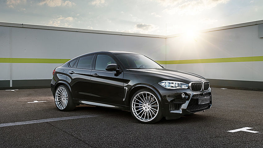 Hamann BMW X6 Body Kit Front