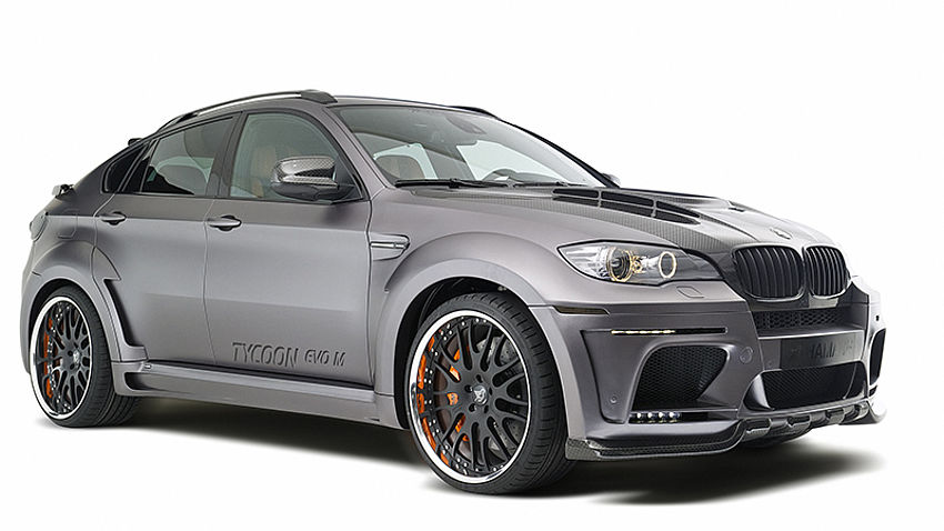 Hamann BMW X6 E71 Tycoon Body Kit Front