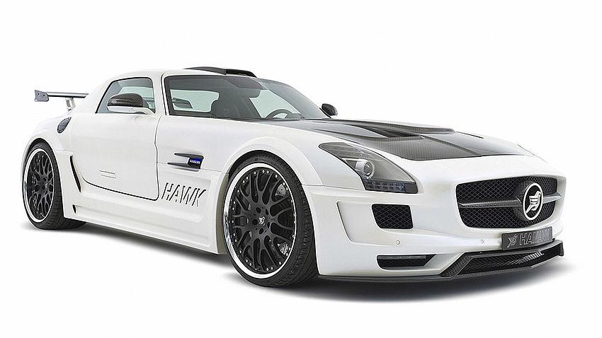 Hamann Mercedes SLS Bodykit Front